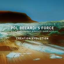 Pol Belardi's Force: Creation / Evolution, CD