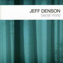 Jeff Denson (geb. 1976): Secret World, CD