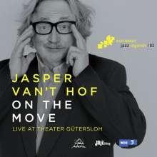 Jasper van't Hof (geb. 1947): On The Move: Live At Theater Gütersloh 2015 (European Jazz Legends Vol.2), CD