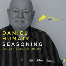 Daniel Humair (geb. 1938): Seasoning: Live At Theater Gütersloh 2016, CD