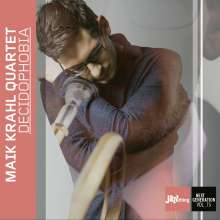 Maik Krahl: Decidophobia, CD