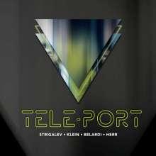 Tele-Port: Tele-Port, CD