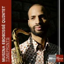 Musina Ebobissé: Timeprints (Jazz Thing Next Generation Vol.79), CD