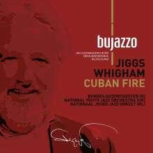 BuJazzo     (Bundesjazzorchester): Cuban Fire, CD