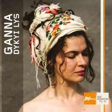 Ganna: Dykyi Lys - Jazz Thing Next Generation Vol. 84, CD