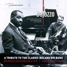 BuJazzo     (Bundesjazzorchester): A Tribute To The Clarke-Boland Big Band: Live, CD
