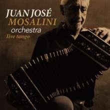 Juan José Mosalini: Live Tango, 2 CDs
