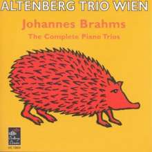 Johannes Brahms (1833-1897): Klaviertrios 1-3, 2 CDs