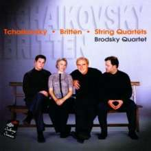 Brodsky Quartet, CD