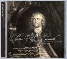 Pietro Locatelli (1695-1764): Introduttioni Teatrali op.4 Nr.2,4,5, CD
