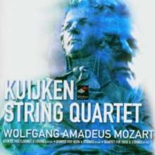 Wolfgang Amadeus Mozart (1756-1791): Klarinettenquintett KV 581, SACD