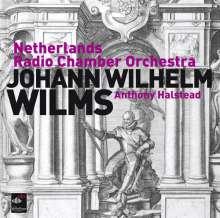 Johann Wilhelm Wilms (1772-1847): Symphonien op.14,23,52,58 (Es-Dur,c-moll,D-Dur,d-moll), 2 CDs