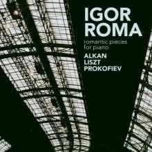 Igor Roma, Klavier, CD