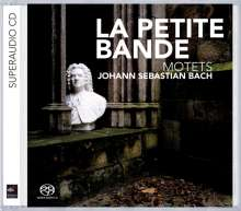 Johann Sebastian Bach (1685-1750): Motetten BWV 225-229, Super Audio CD