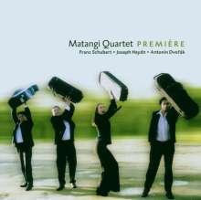 Matangi Quartet - Premiere, CD