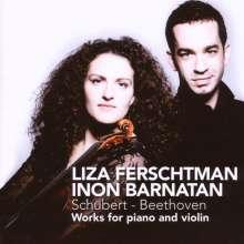 Liza Ferschtman,Violine, CD