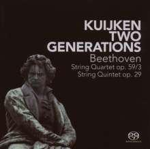 Kuijken Two Generations, Super Audio CD
