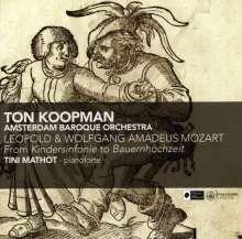 Ton Koopman - From Kindersinfonie to Bauernhochzeit, CD