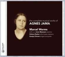 Agnes Jama (1911-1993): Sämtliche Werke, CD