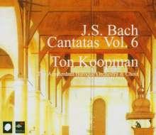 Johann Sebastian Bach (1685-1750): Sämtliche Kantaten Vol.6 (Koopman), 3 CDs