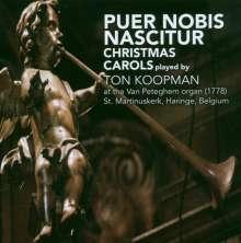 Puer Nobis Nascitur - Weihnachtliche Orgelmusik, CD