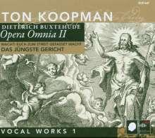 Dieterich Buxtehude (1637-1707): Opera Omnia II (Vokalwerke 1), 2 CDs
