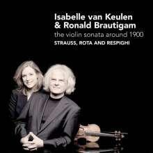 Isabelle van Keulen - The Violin Sonata around 1900, CD