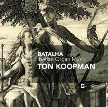 Ton Koopman - Batalha (Iberische Orgelmusik), CD