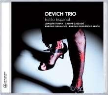 Devich Trio - Estilo Espagnol, CD