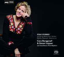 Cora Burggraaf - Folk Stories, Super Audio CD