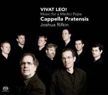 Vivat Leo! Music for a Medici Pope, Super Audio CD