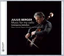 Julius Berger - Music For My Cello, CD