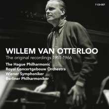 Willem van Otterloo - The Original Recordings 1951-1966, 7 CDs