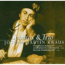 Josef Martin Kraus (1756-1792): Sonaten & Trios, 2 CDs