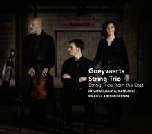 Goeyvaerts String Trio - String Trios fom the East, 2 CDs