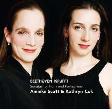 Musik für Horn & Klavier, CD