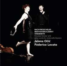 Jelena Ocic - Kreutzersonate, CD