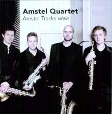 Amstel Quartet - Amstel Tracks Now!, CD