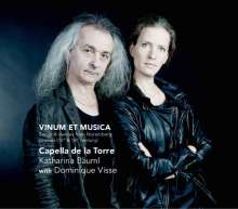 Vinum et Musica - Songs & Dances from Nuremberg Sources, CD