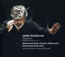 James MacMillan (geb. 1959): MacMillan Series Vol.2, CD