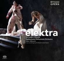 Richard Strauss (1864-1949): Elektra, 2 Super Audio CDs