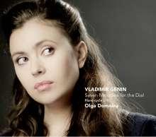 "Vladimir Genin (geb. 1958): Klavierzyklus ""Seven Melodies for the Dial"" (2011), CD"