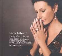 Lucia Aliberti - Early Verdi Arias, CD