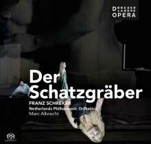 Franz Schreker (1878-1934): Der Schatzgräber, 2 Super Audio CDs