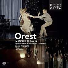 Manfred Trojahn (geb. 1949): Orest, Super Audio CD