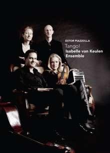 Astor Piazzolla (1921-1992): Tango!, DVD