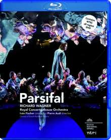 Richard Wagner (1813-1883): Parsifal, 2 Blu-ray Discs