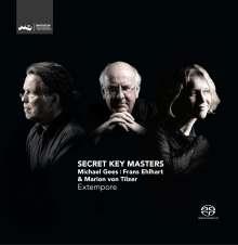 Secret Key Masters - Extempore, Super Audio CD