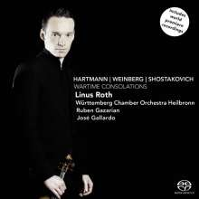 Linus Roth - Wartime Consolations, SACD