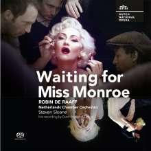 Robin de Raaff (geb. 1968): Waiting for Miss Monroe, 2 Super Audio CDs